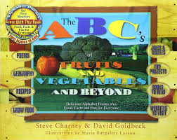the abcs of fruits and vegetables and beyond steve charney david