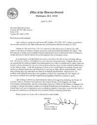 Kansas Power Of Attorney by Kansas Secretary Of State Kobach U2026 U201dwe Will Happily Meet Mr Holder