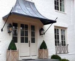 Small Awnings Over Doors Historic Curb Apeal Taking Care Of Your Tudor Inside Arciform