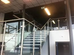 mezzanine handrail for branston with mezzanine handrail elegant