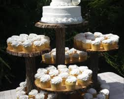 rustic wedding cupcakes rustic cupcake etsy