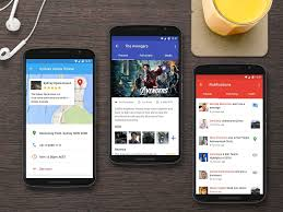app design inspiration 44 mobile android app interfaces for design inspiration