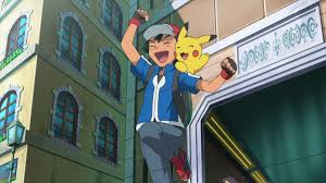 report ash from pokemon is finally going to in new anime