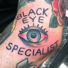 black eyeball eyeball tattoo brainsick bod mod