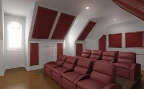 home theater panels acoustics acoustical panels cineak home