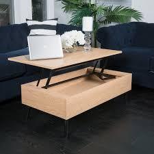 amazon com caleb brown wood lift top storage coffee table