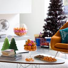 charming pared back christmas decorating ideal home