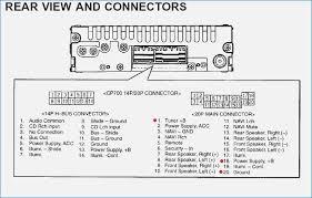 clarion stereo wiring diagram bestharleylinks info