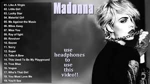 best photo album new album of madonna best songs of singer madonna part 01