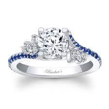 black sapphire engagement rings barkev s blue sapphire engagement ring 7908lbs