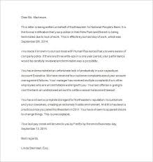 separation notice template 12751650 doc526656 printable sample