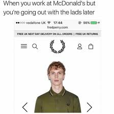 Ooo Meme - dopl3r com memes when you work at mcdonalds but youre going out
