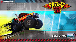 monster truck videos games monster truck rider 3d racing videos games for kids girls