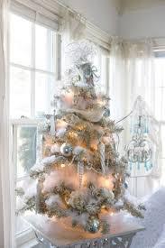 Elegant White Christmas Decorations elegant christmas tree decor ideas u2013 unique home holiday party