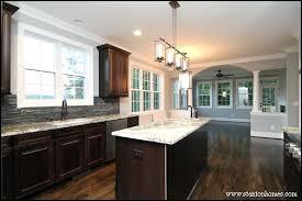 kitchen color schemes with walnut cabinets kitchen color schemes