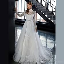 wedding dresses 1000 sleeve lace wedding dresses removable detachable skirt