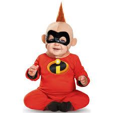 infant boy halloween costumes disney u0027s the incredibles deluxe toddler baby jack jack costume