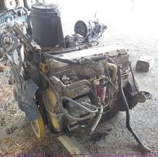 1995 caterpillar 3116 6 6l diesel engine item d5779 sold