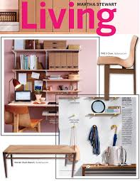 martha stewart living tre 3 chair and woven rush bench suite news