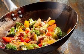 cuisiner au wok ep 53 la cuisine au wok avec éric léautey my cuisine