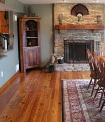 White Pine Laminate Flooring Locally Sourced Wood Flooring Options Old House Restoration