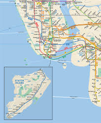 New York Mta Map What U0027s Your Subway Station Number
