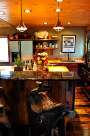 Used Kitchen Cabinets Michigan Kitchens At Their Coziest On The 2011 Ultimate Up North Kitchen