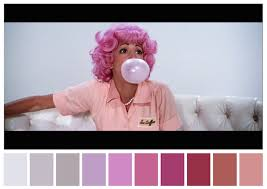 pink color schemes color palettes from famous movies show how colors set the mood of a film