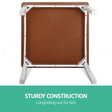 Study Desk For Kids by Kids Study Desk Children Table 4 Chair Set Playing Nursing