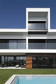 3 storey house white concrete three storey house cs house by pitagoras