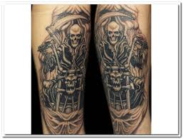 skeleton biker tattoo picture photo 3 2017 real photo pictures