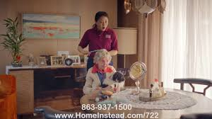 Home Instead by Home Care In Lakeland Fl Home Instead Senior Care Youtube