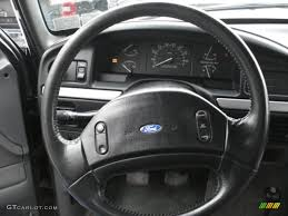 1992 Ford F150 1992 Ford F150 S Regular Cab 4x4 Steering Wheel Photos Gtcarlot Com