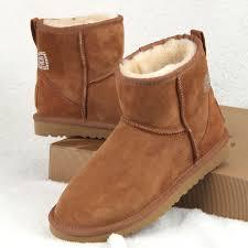 ugg boots sale uk outlet ugg mini bow 1006749 chestnut outlet