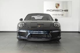 porsche 911 turbo s for sale 2017 porsche 911 turbo s for sale in colorado springs co 17290a