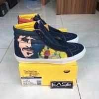 Jual Vans Beatles daftar harga vans beatles yellow submarine bulan mei 2018
