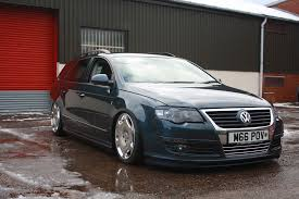 volkswagen passat black rims dubfreeze vw passat on air ride takes 2nd place pureklas
