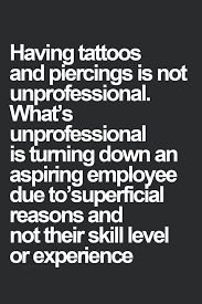 quotes about tattoos search human words