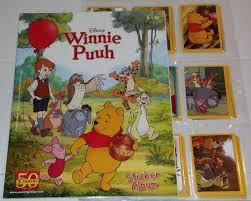 winnie the pooh photo album winnie pooh 2011 complete album stickers panini germany complete