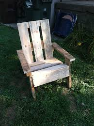 How To Paint An Adirondack Chair Pallet Adirondack Chair 9 Steps With Pictures