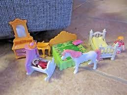 chambre de bébé playmobil playmobil chambre bébé princesse accessoires eur 10 50 picclick fr