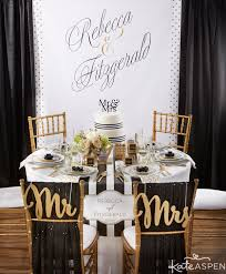 black and white wedding decorations black and white wedding archives kate aspen