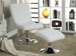 White Chair With Ottoman 100 Fabulous Accent Chairs With An Ottoman For 2018