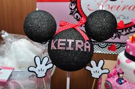 baby keira 1st minnie mouse birthday party baby shower ideas