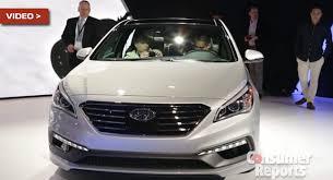 hyundai sonata consumer reviews consumer reports sees 2015 hyundai sonata as competitive