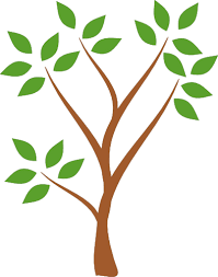 simple tree clip clipart library clip library