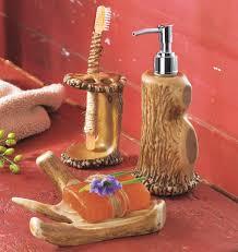 Deer Hunting Home Decor by Bathroom Accessories Sets Discount Kitchen U0026 Bath Ideas Best