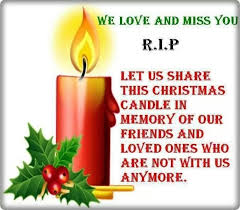 merry christmas to my husband it is so hard without you i miss you