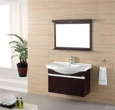 Modern Bathroom Sink Cabinet Bathroom Marvelous Modern Bathroom Vanities With Walnut Floating