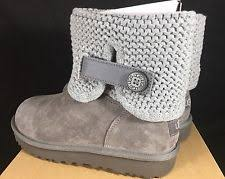 s knit boots size 12 s ugg boots ebay